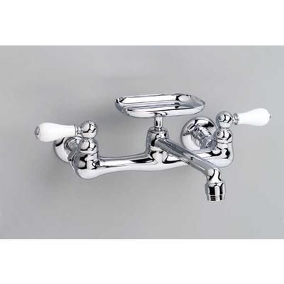 10 Easy Pieces Traditional Wall Mounted Faucets Adelman Walker