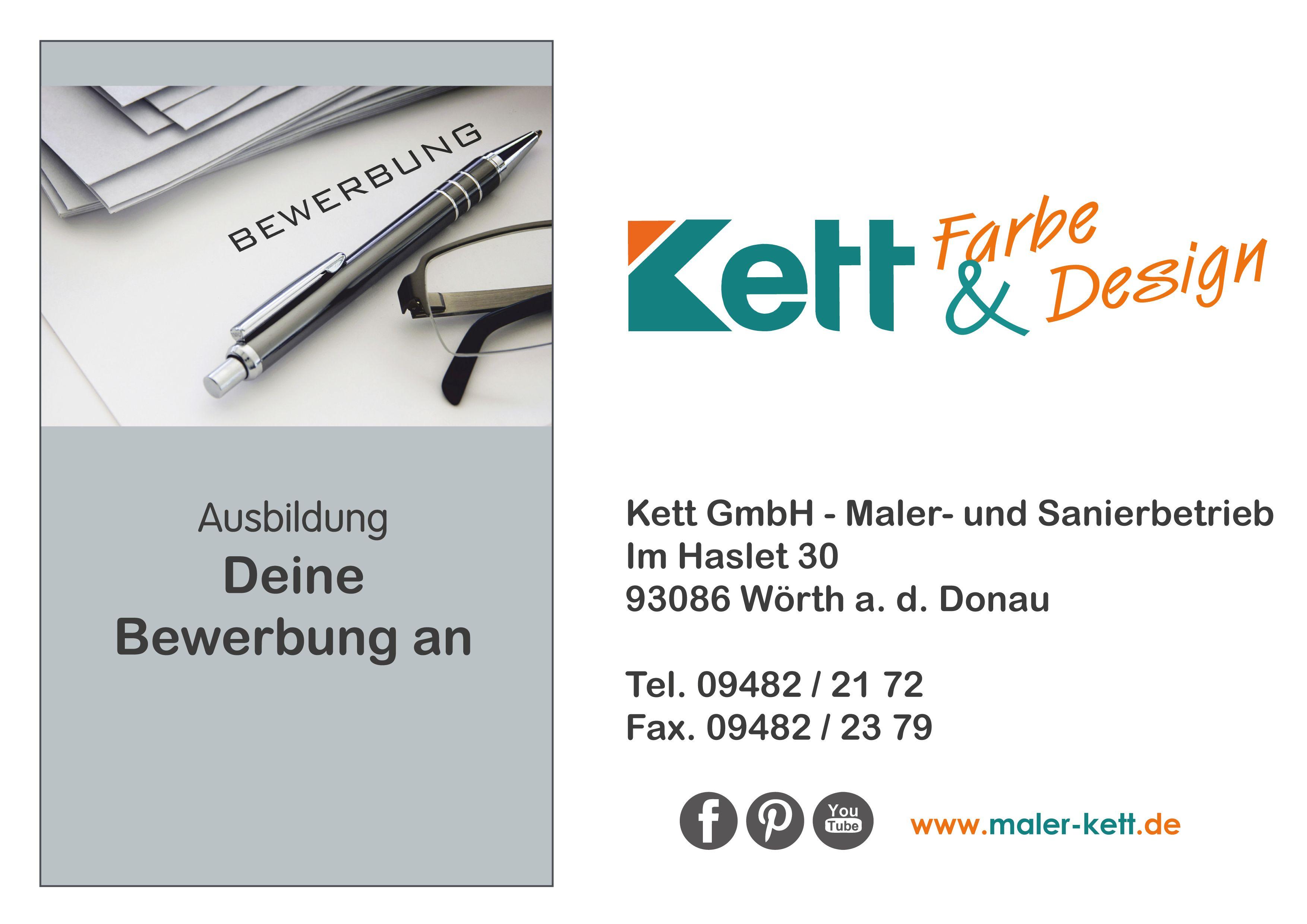 Informationsblatt Für Den Ausbildungsberuf Zum Maler Und Lackierer