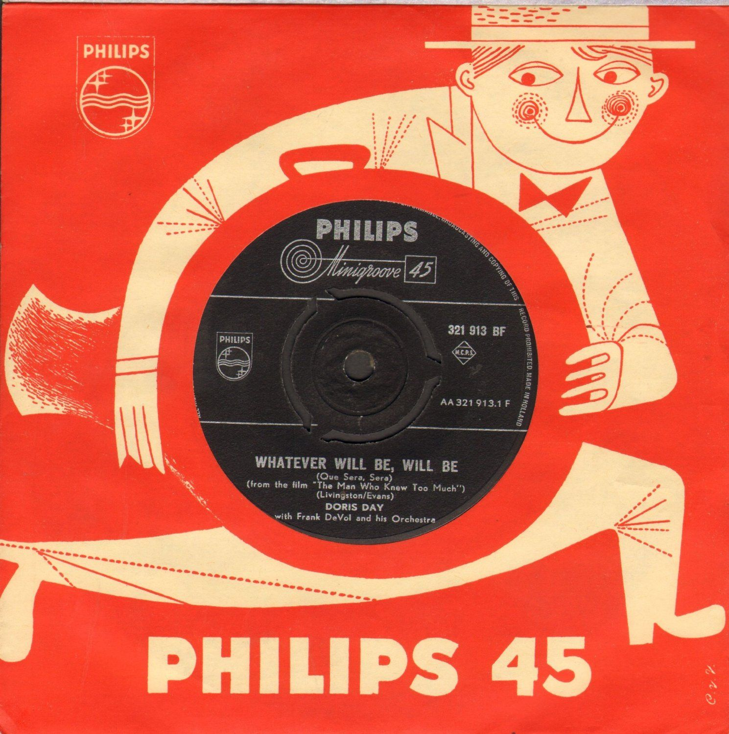 whatever will be, will be 45 rpm single: Amazon.de: Musik