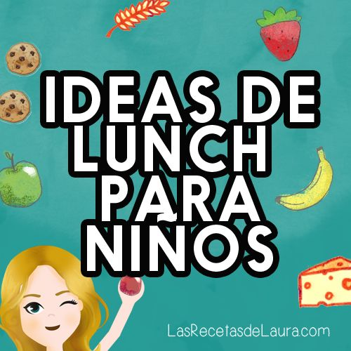 Ideas para el lunch de los ni os deli comidas rapidas for Comidas rapidas para ninos