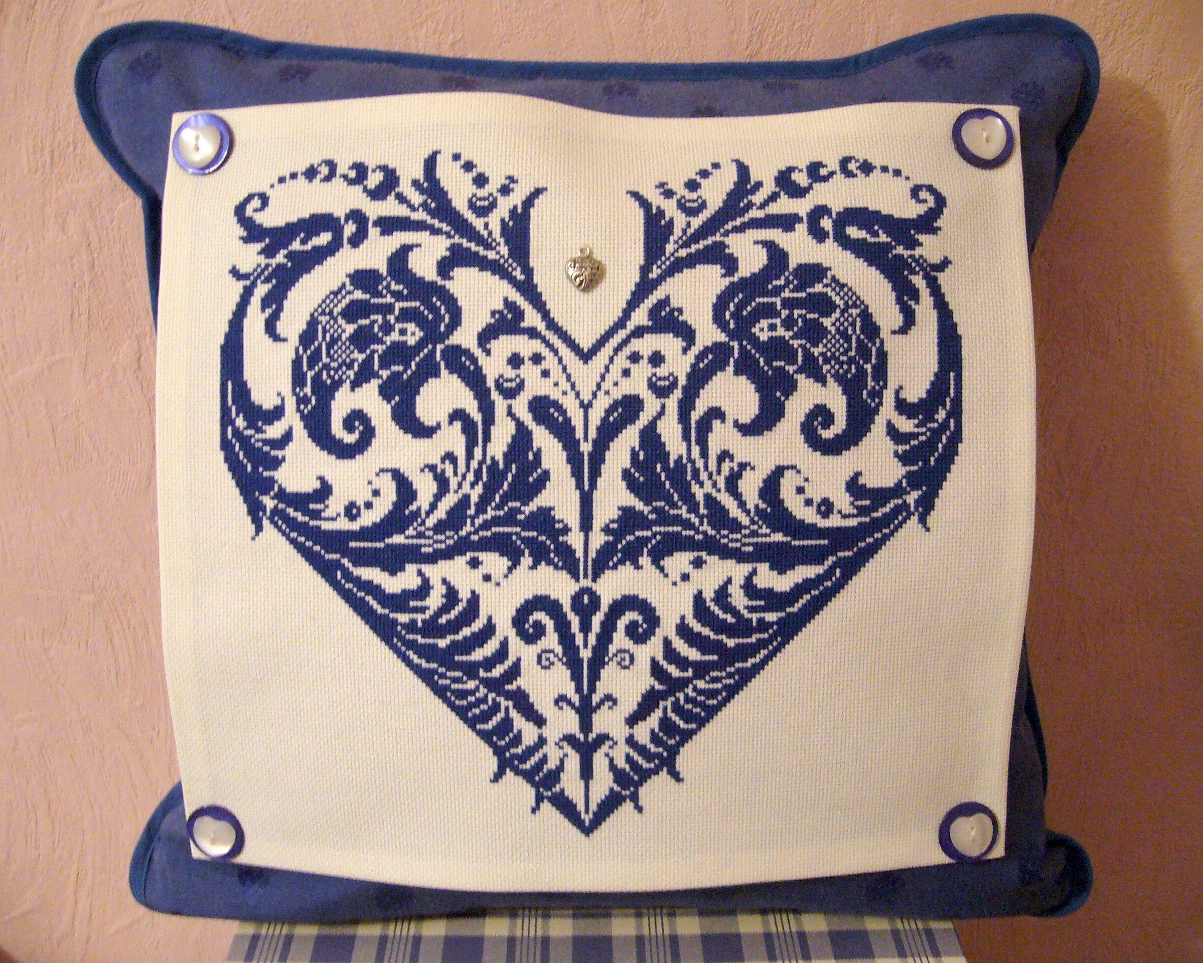 Le bleu au coeur