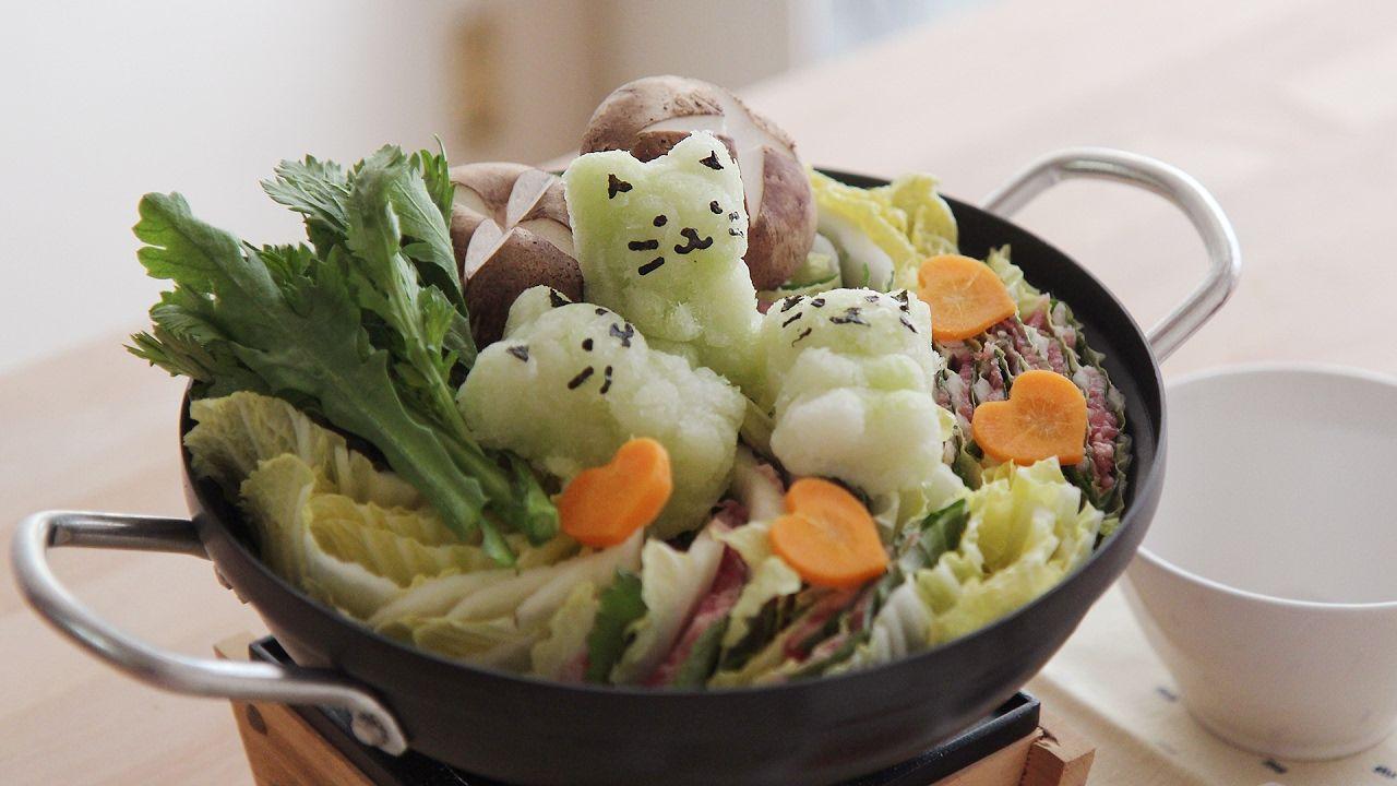 4k Mille Feuille Nabe Japanese Style Hot Pot Honeykki 식품 아이디어 음식 요리법