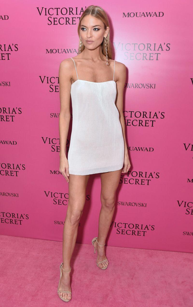Martha Hunt Attends Victoria\'s Secret 2017 Fashion Show After Party ...
