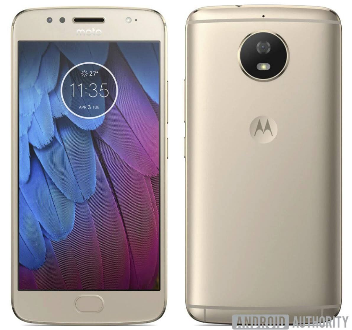 Motorola Moto G5s Und Moto G5s Plus Sollen Mit Android 7 1 1