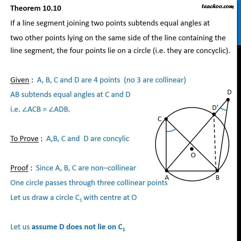Theorems Segmentation Line [ 945 x 945 Pixel ]