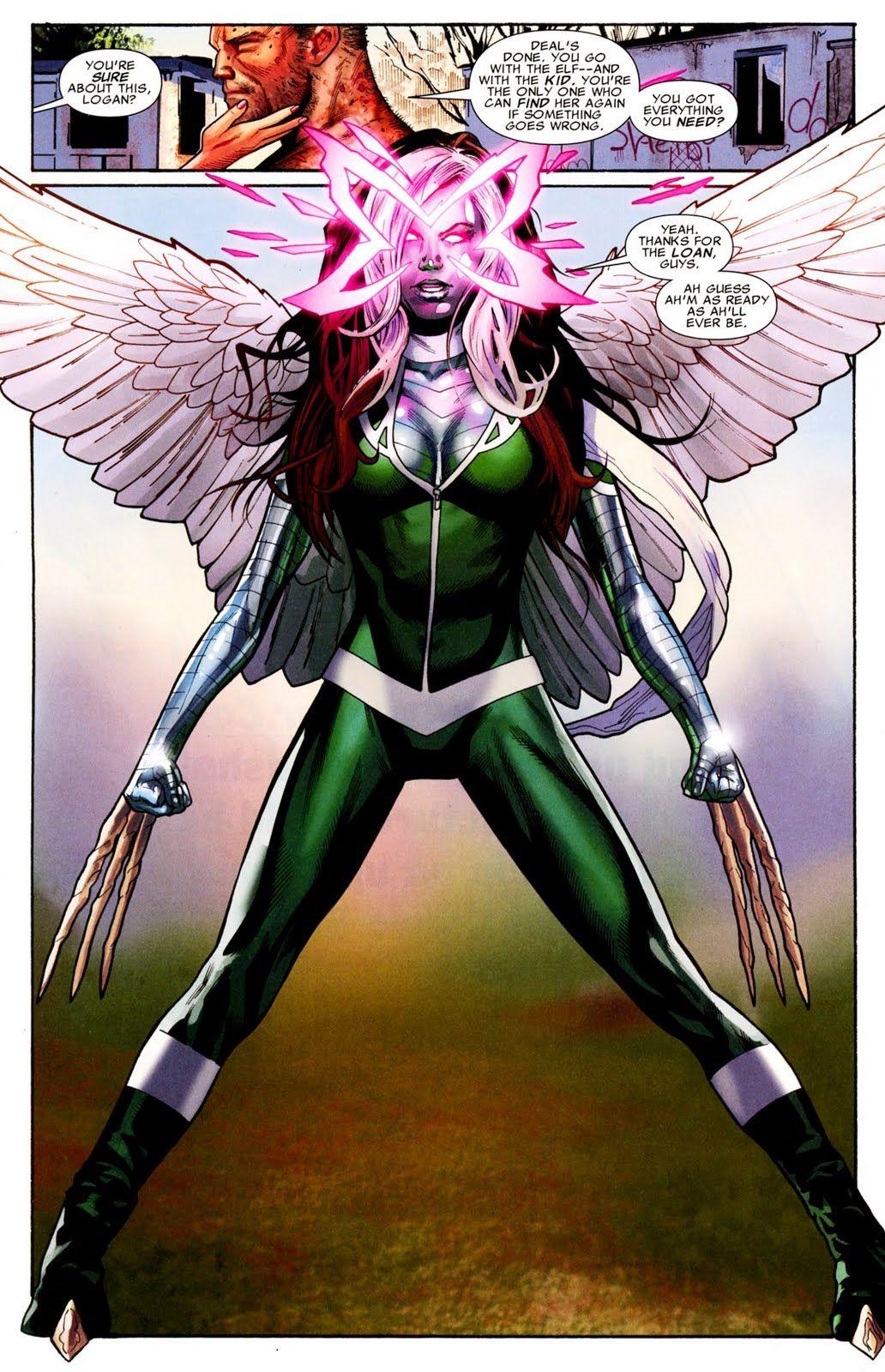 Hero feedback rogue marvel comics paris personagens