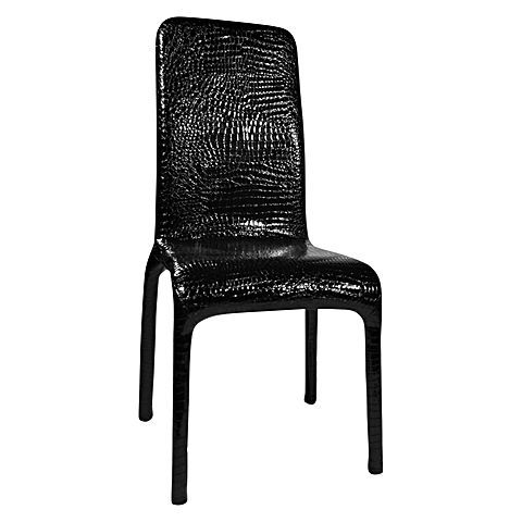 Fabio Black Dining Chair (Set of 4) dentist Pinterest Dining