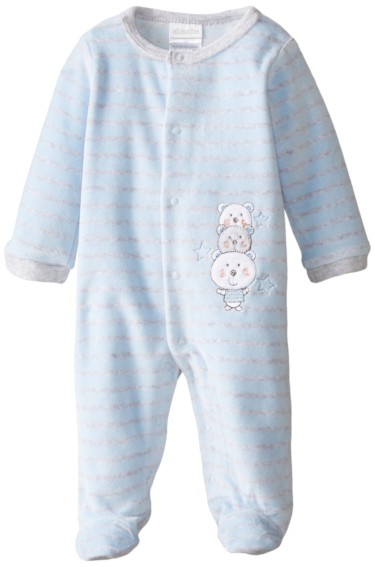 BNWT Baby *Infant Boys 2 Pieces Set Outfit 100/% COTTON *Newborn