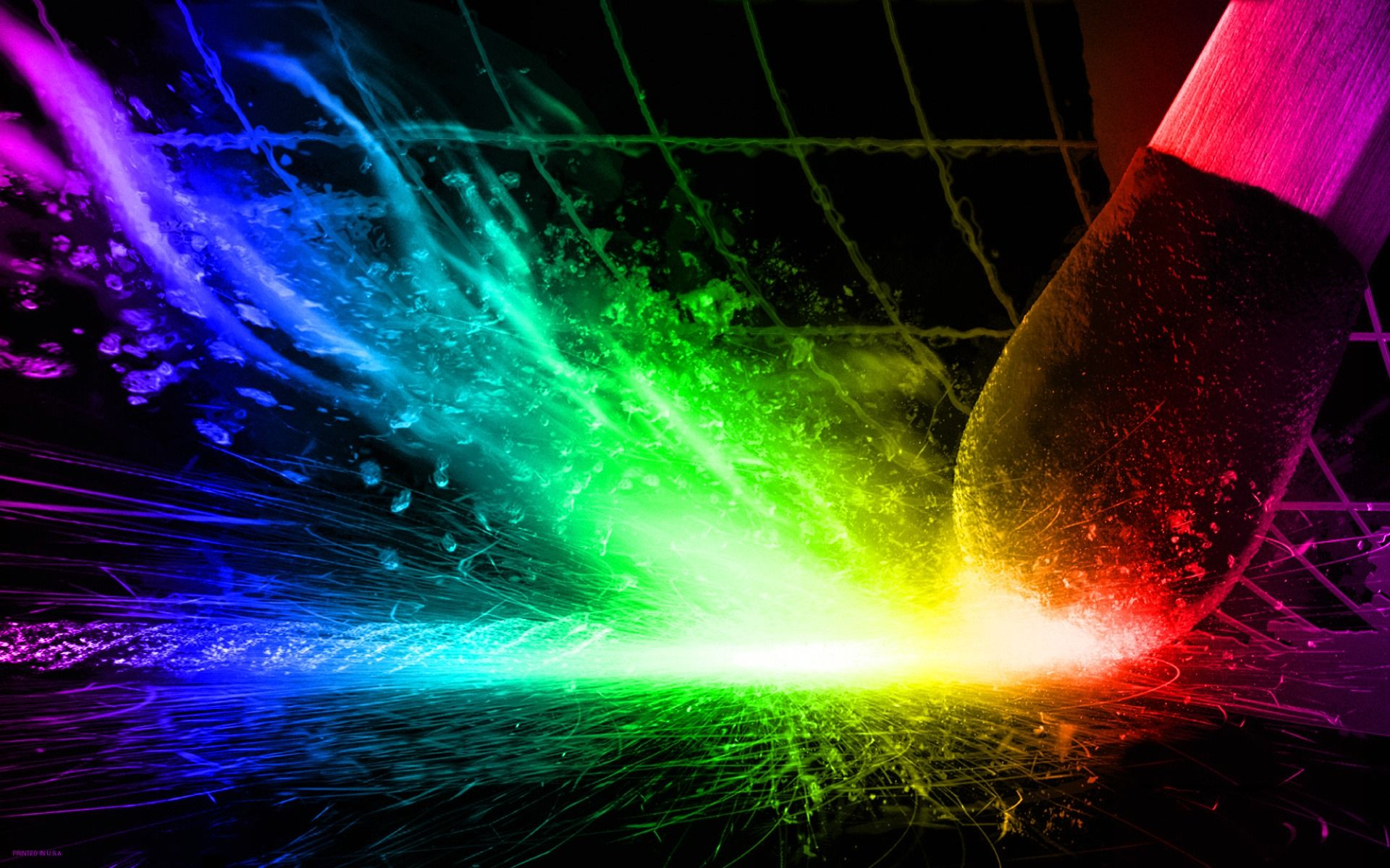 Bright Color Backgrounds High Definition 1920x1200 Bright Co