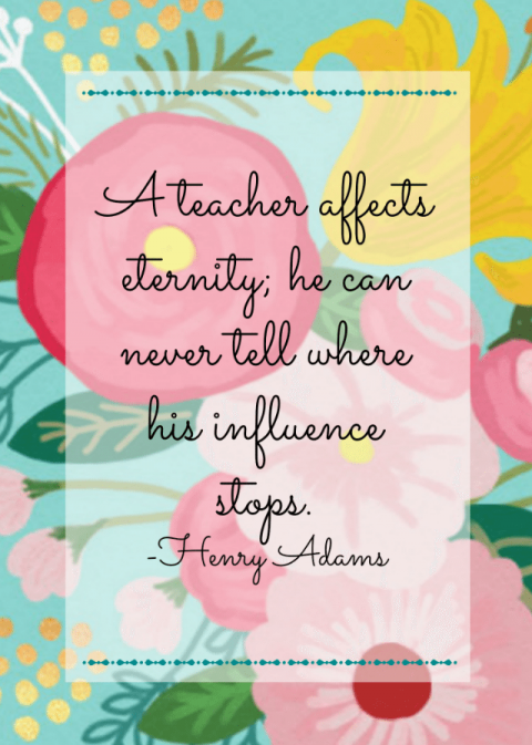 Teacher Appreciation: Free Printables | posters for