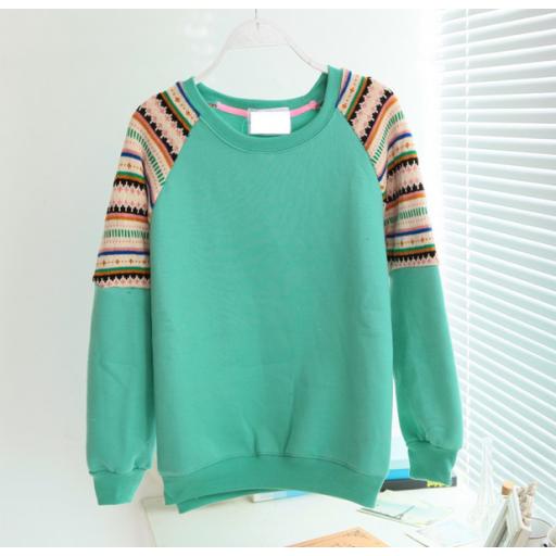 بلوزات شتوية بأكمام طويلة بلوزات سادة من القماش المتوسط الثقل بتقليم الأكمام البلوزات متوفرة بثلاثة ألوان رمادي برتقالي Sweaters Fashion Blouse