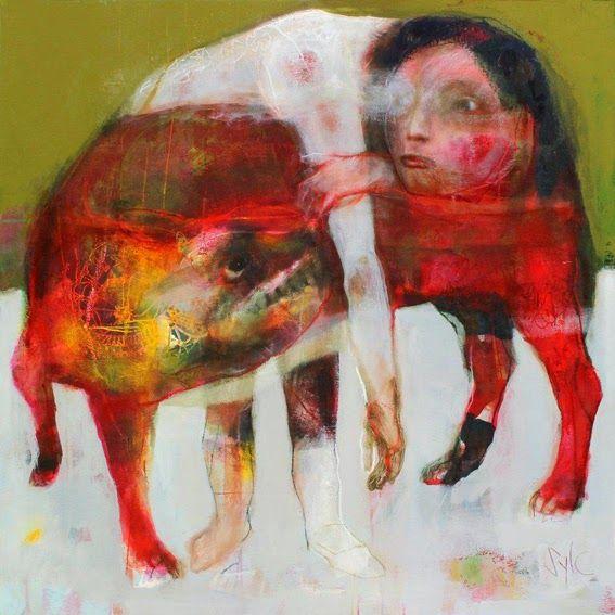Vivre l'Art - Magazine: SylC : SUR LE MIROIR DES FAÏENCES... (Yannick Lefeuvre)