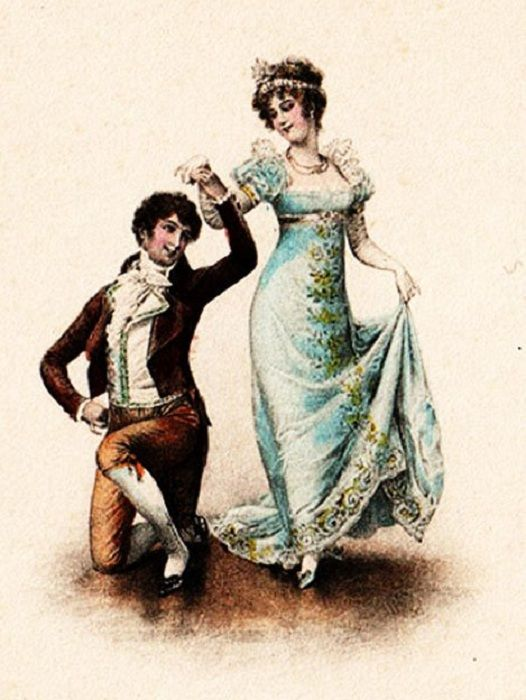 Мазурка - национальный польский танец.