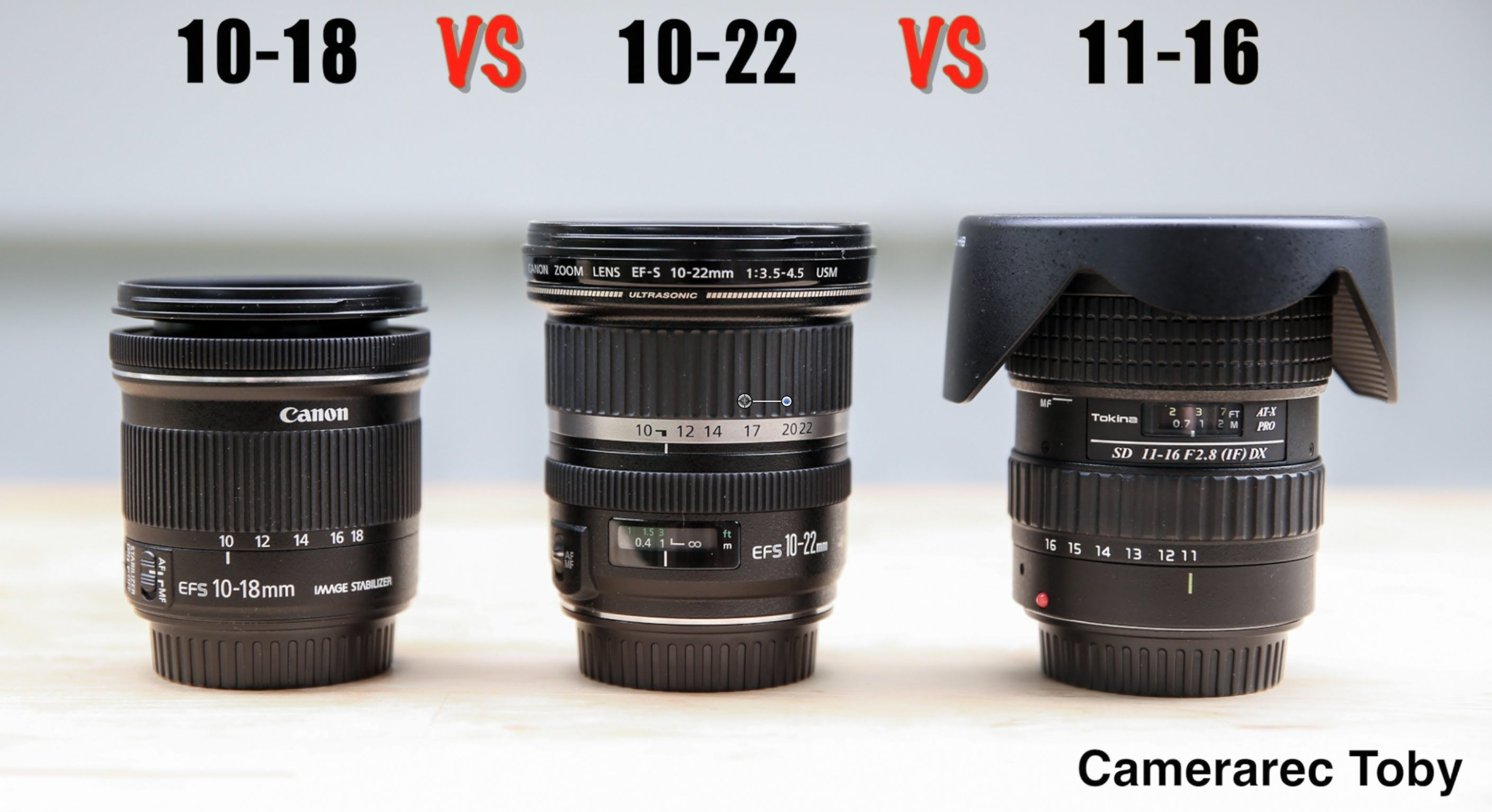 Canon 10 18 Vs Canon 10 22 Vs Tokina 11 16 Review And Samples 10 Things 10 22 Music For You