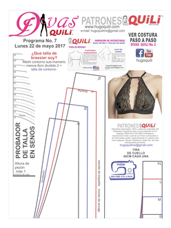 Resultado de imagen para patrones de ropa intima para imprimir ... a44d4055bf95
