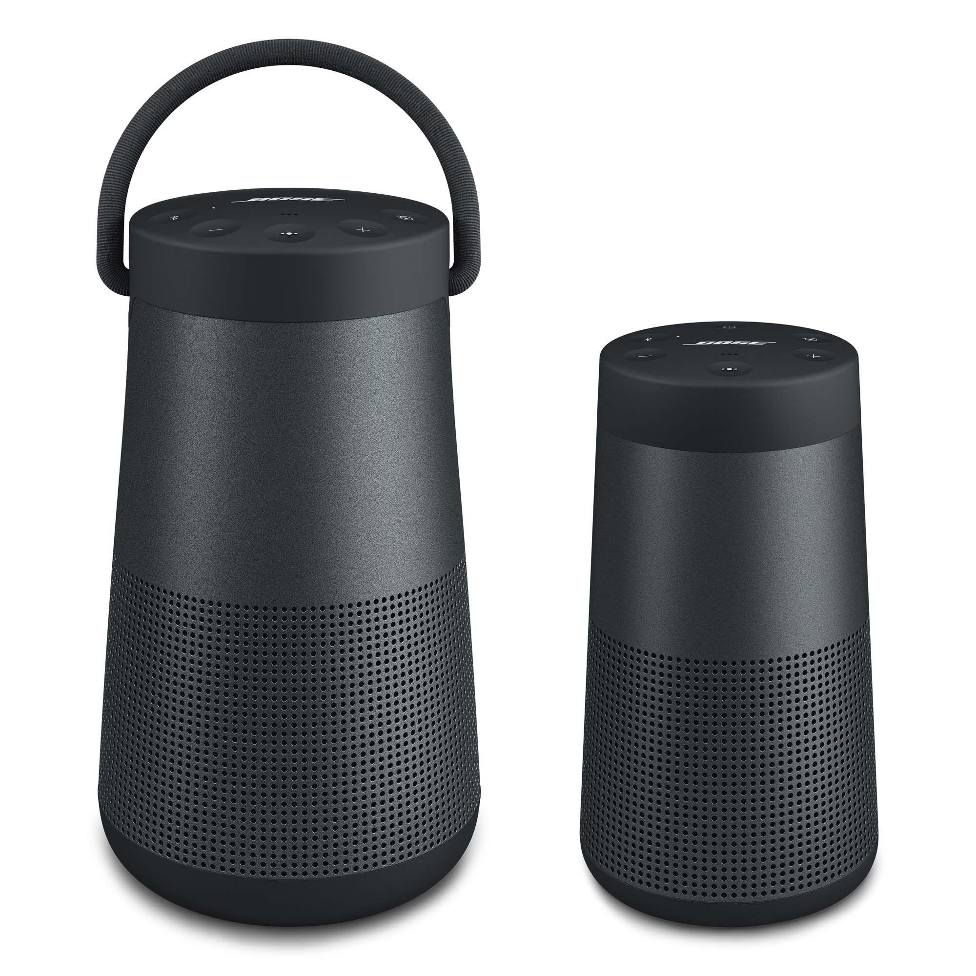 更強大的 BOSE SoundLink® Revolve 藍牙揚聲器來了