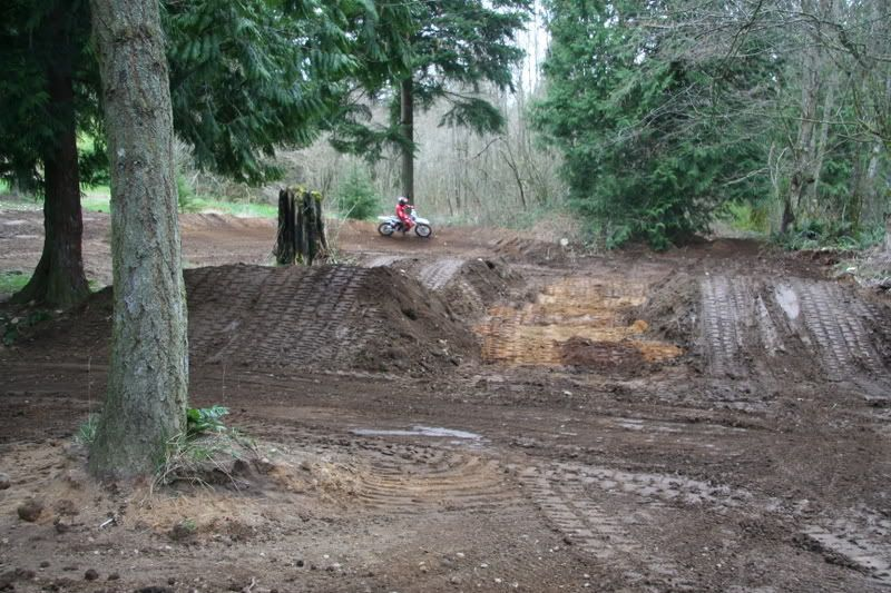 Amazing Backyard Mx Track Designs Home Design Ideas | Home Design