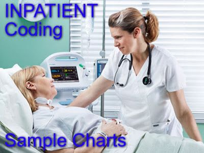 Sample report for Inpatient Coding Training Medical coding guide - medical report sample