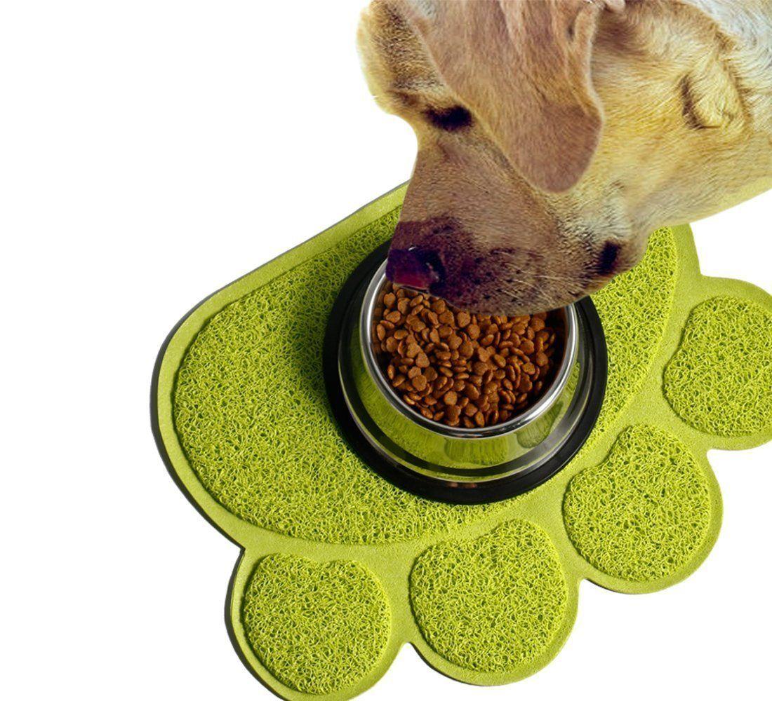 Easylifer Cat Litter Mat Nonslip Pet Food Water Bowl