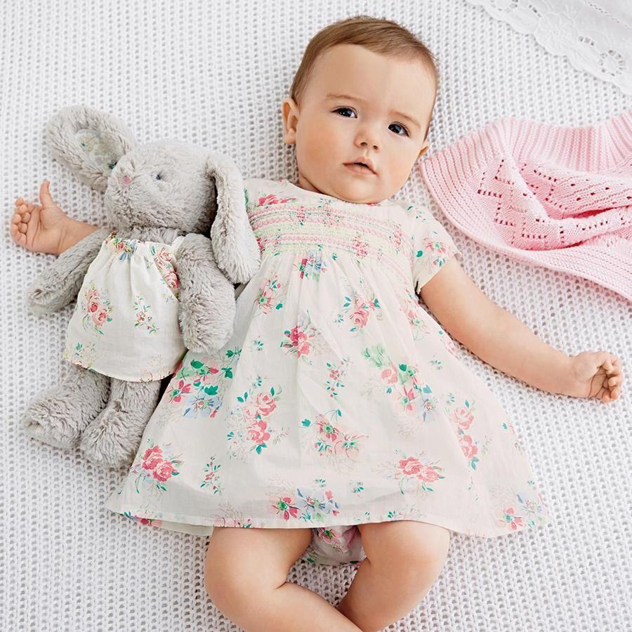 Die neue Babymode von Next ist da!   Babykleidung mädchen ...