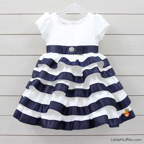 London Dress - Toddler & Girls