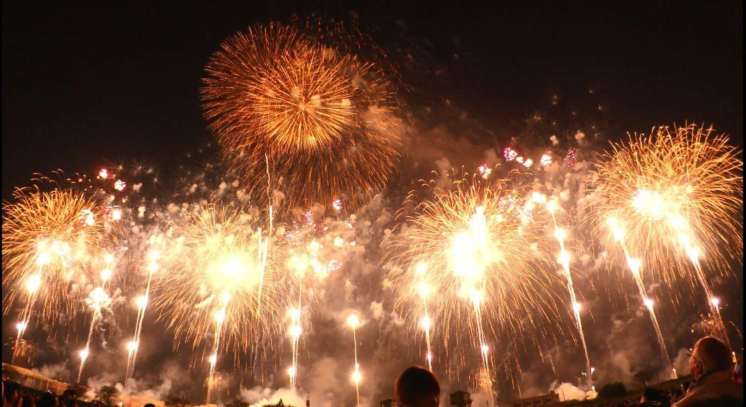 2015年 土浦全国花火競技大会  大会提供「土浦花火づくし」