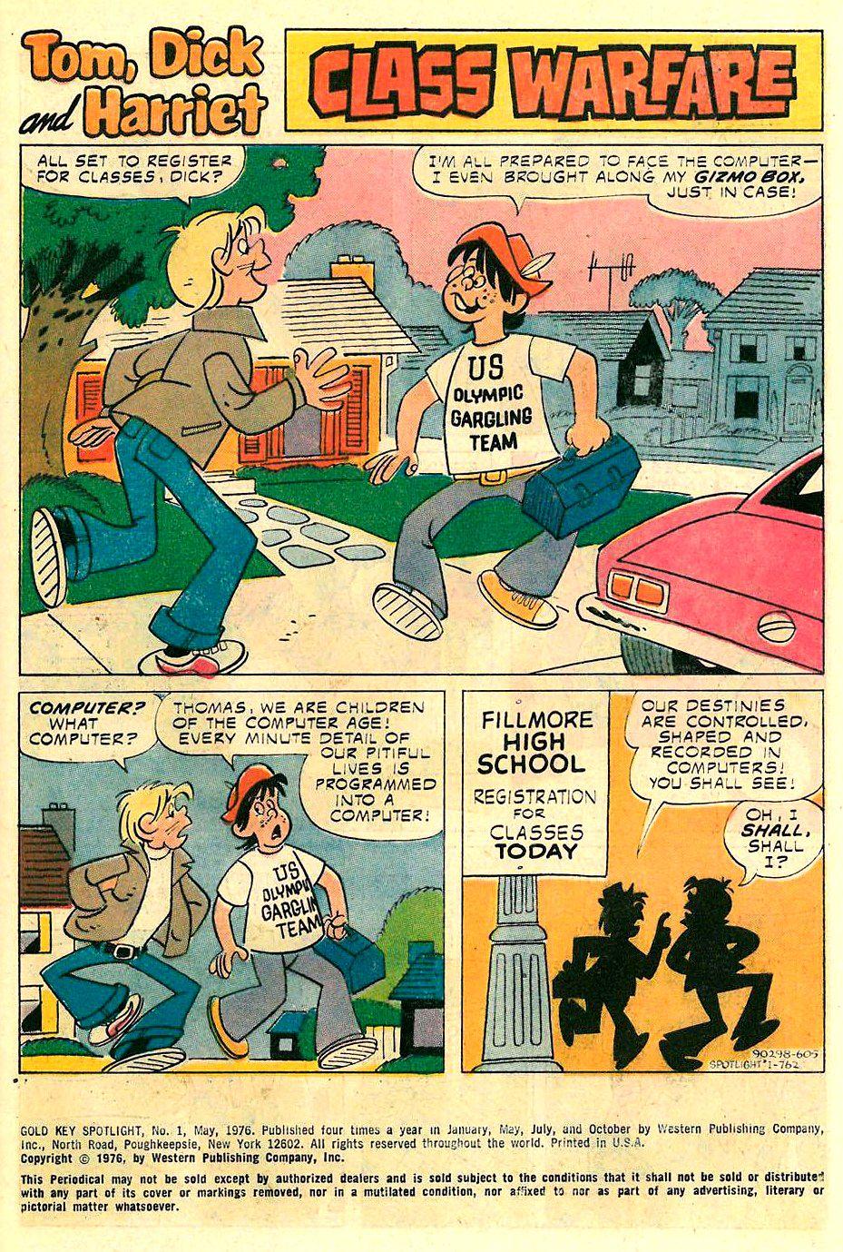 Tom Dick & Harriet - 2