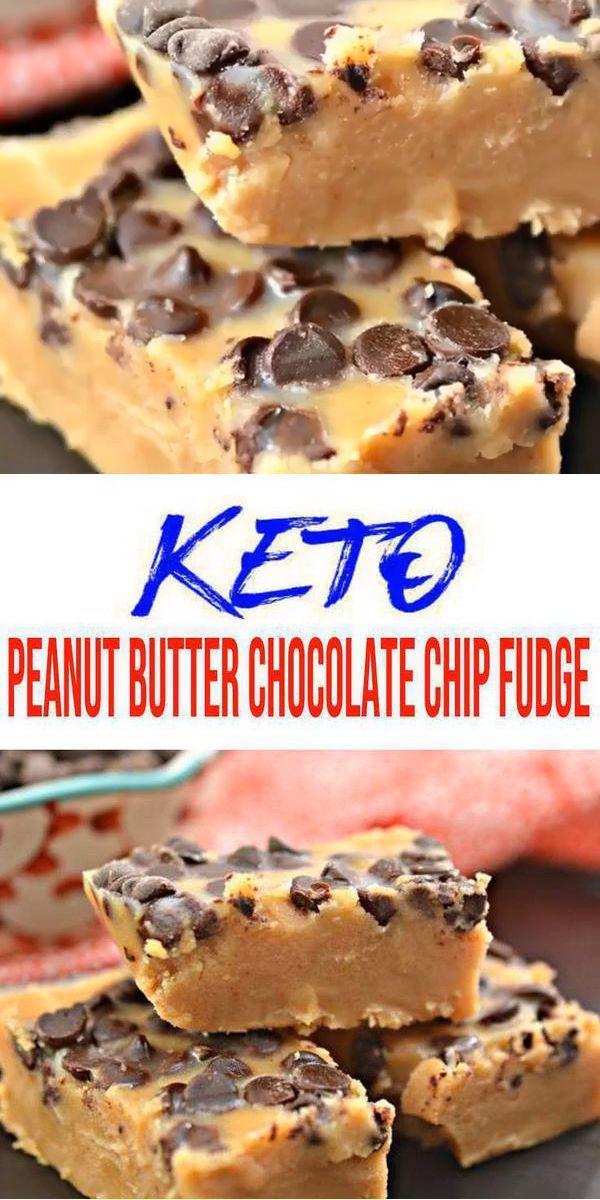 Photo of Keto Fudge! BESTE kohlenhydratarme Keto-Erdnussbutter-Schokoladensplitter-Fudge-Idee – schnelles und einfaches ketogenes Diätrezept – vollständig ketofreundlich