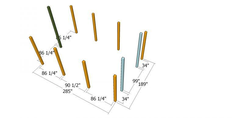 16x24 Pole Barn Free PDF Download