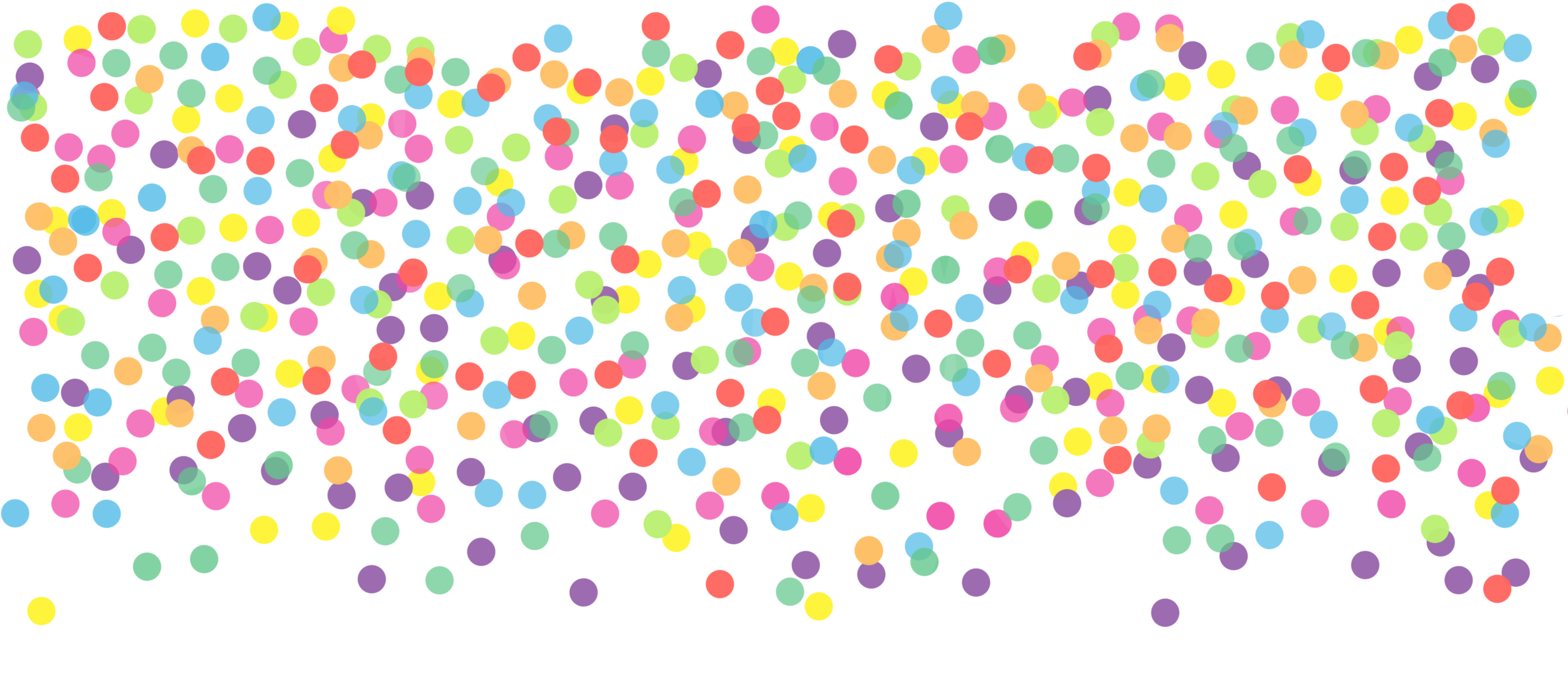 Pbl Confetti Dots Rainbow Sprinkle Png 3324 1479 Confetti Dots Rainbow Sprinkles Gold Pattern
