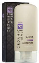 OM4 Shave - Soothing Herbal Shaving Emulsion