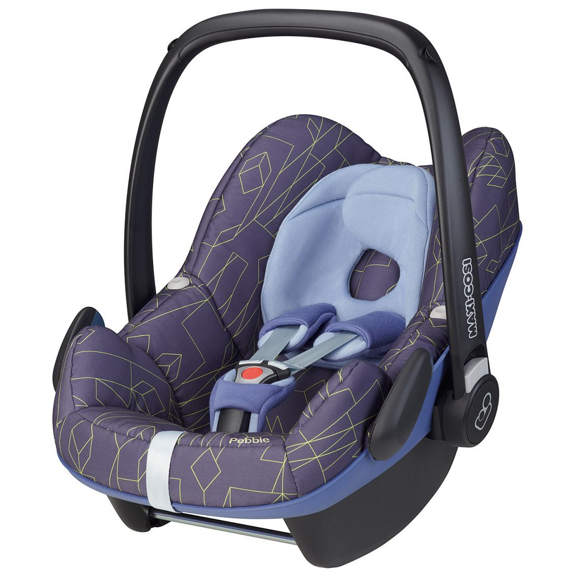Graco Babyschale Adapter Maxi Cosi Pebble In Graphic Purple Babies 3 No I Am Not