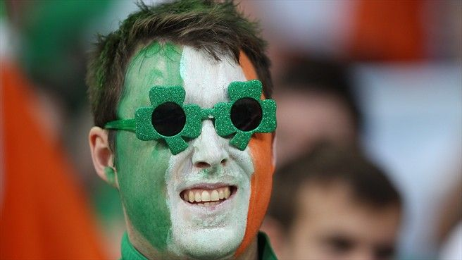 Fans of the day – Republic of Ireland