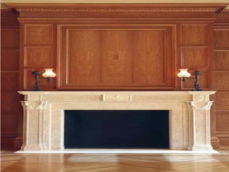 16++ Double mantle fireplace decorating ideas