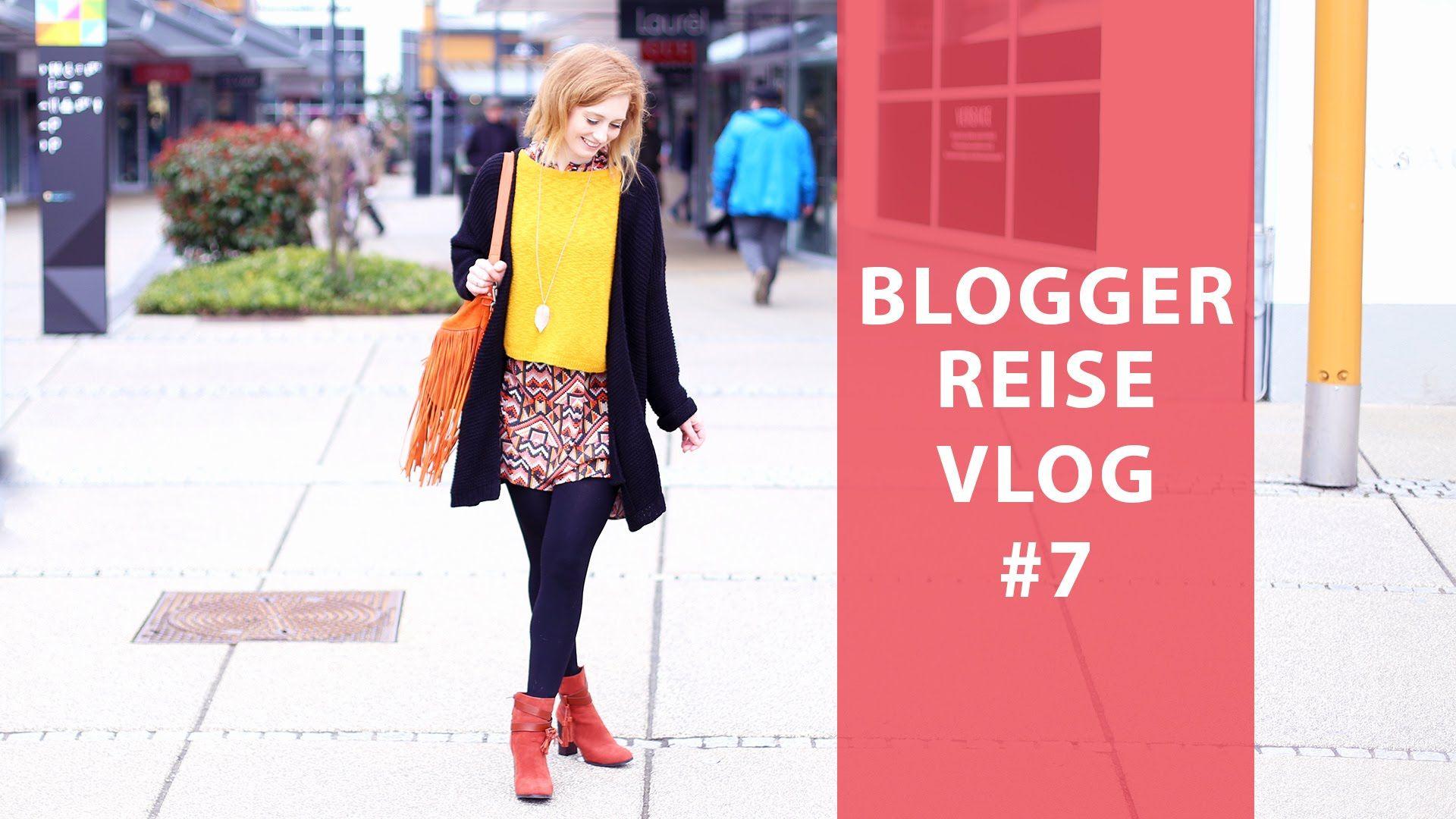 BLOGGER REISE LÖSCH FÜR FREUNDE I Vlog #7 I Advance Your Style ...