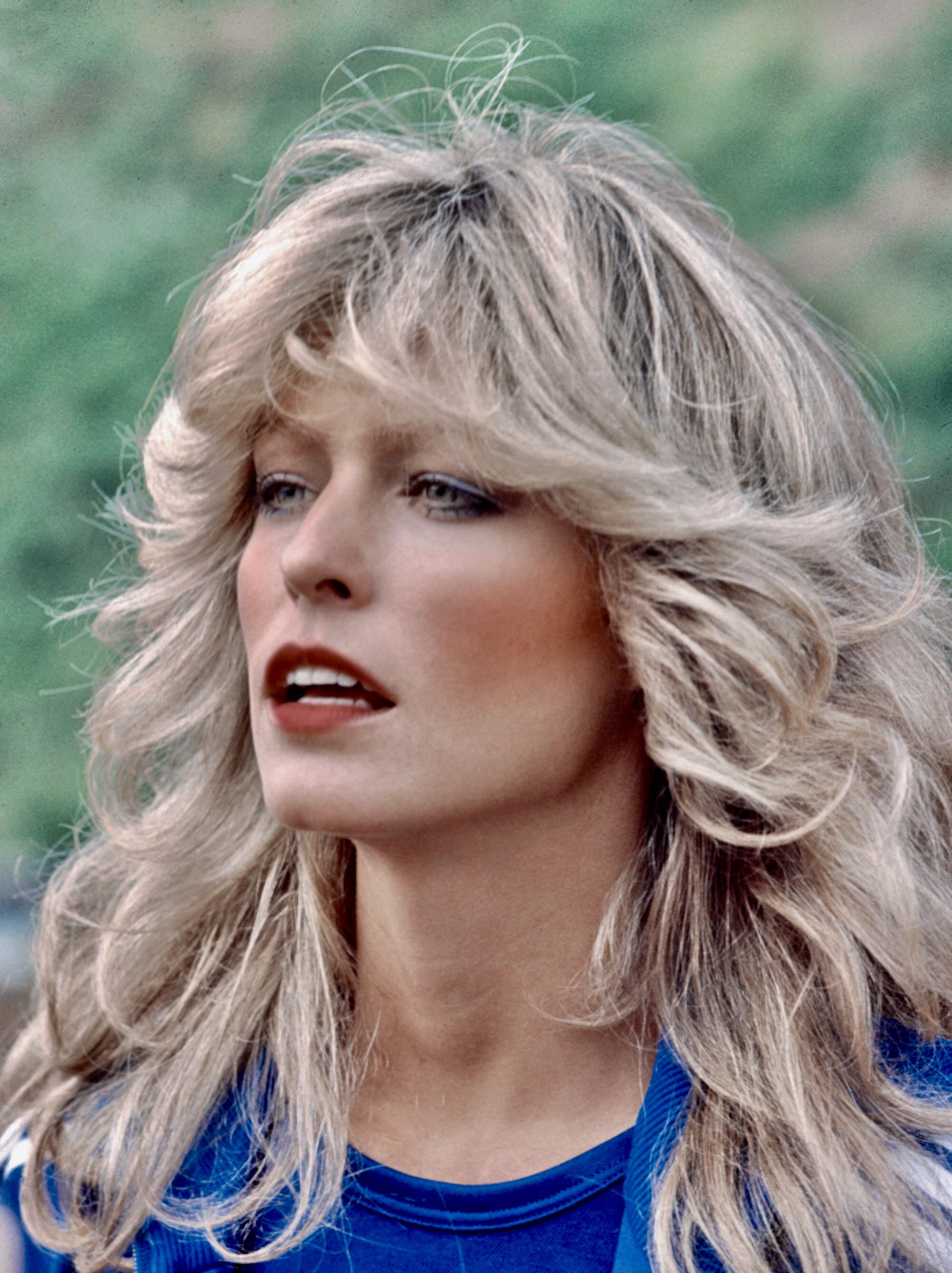 farrah fawcett | hair love