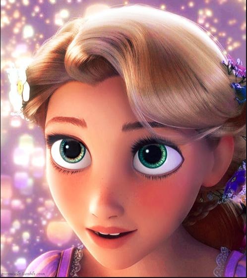O Rapunzel Is So Beautiful Disney Rapunzel Disney Tangled Disney Kids