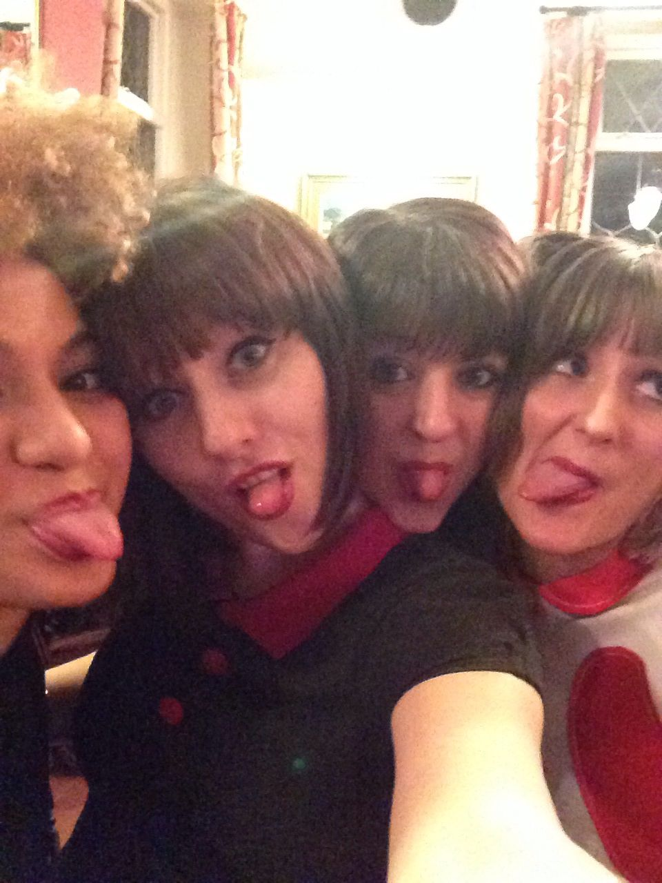 soul girls northern soul best friends | mantaining their