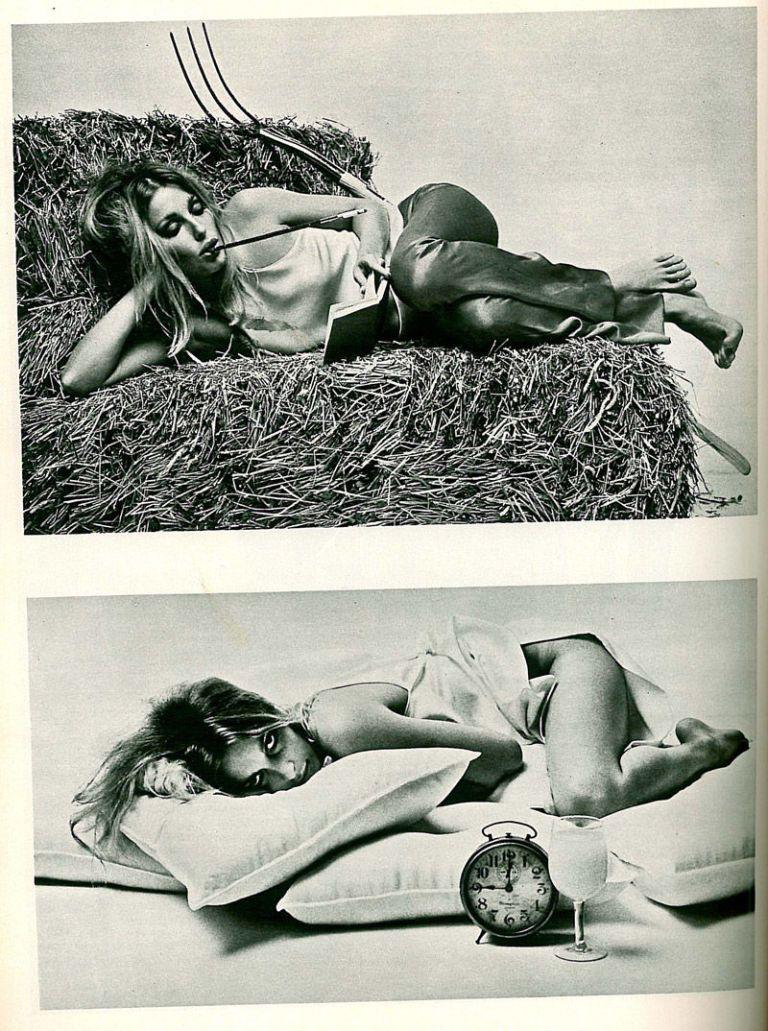 Sharon Tate: The Esquire Photos #classicactresses