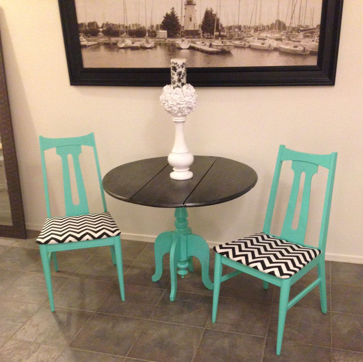 upcycled dining room table finished upcycle project photos