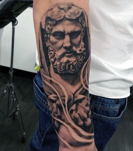 75 Hercules Tattoo Designs For Men Heroic Ink Ideas Hercules Tattoo Tattoo Designs Men Tattoos