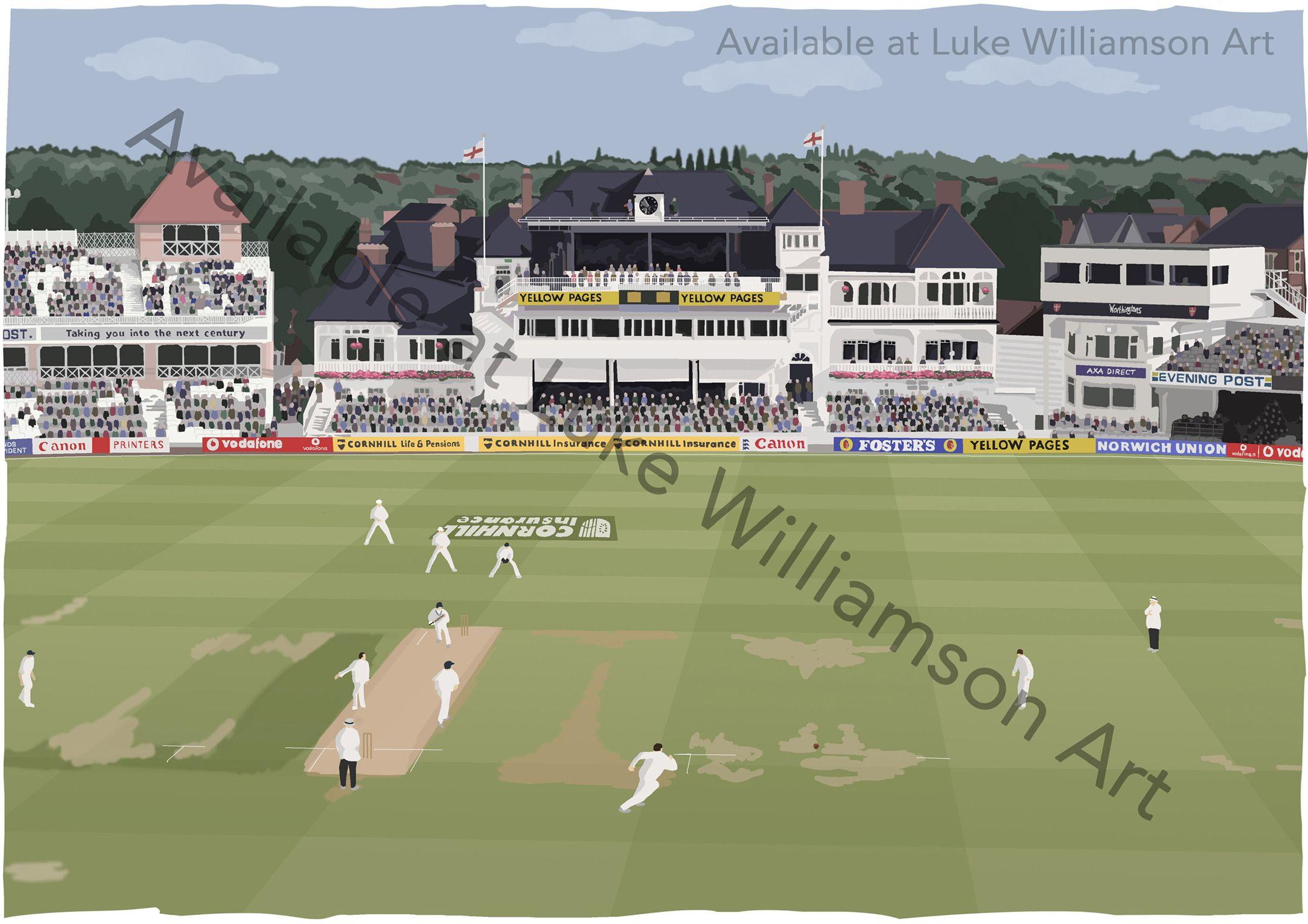 Trent Bridge Cricket Ground Nottingham Nottinghamshire Cricket Nottingham