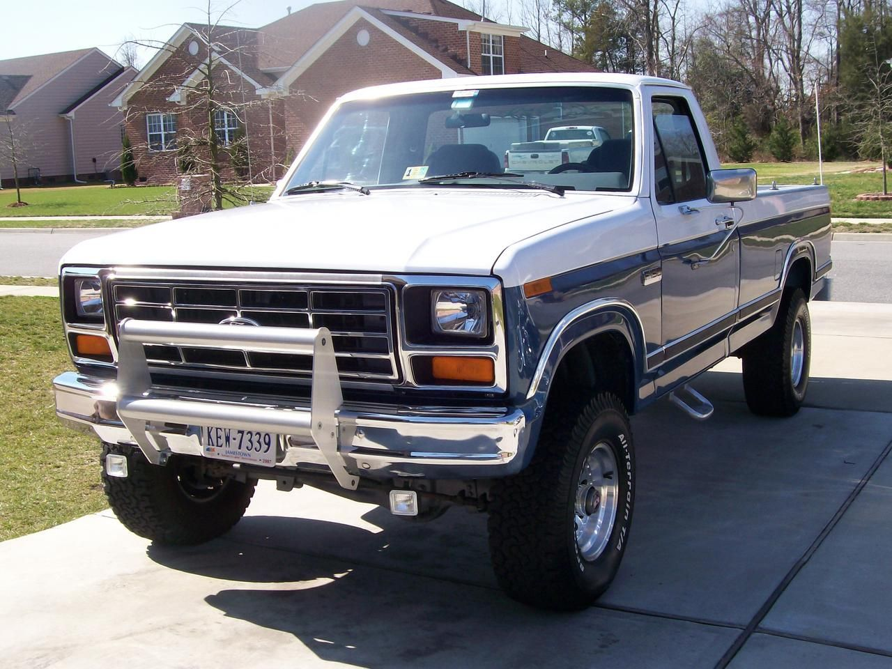 Show Em Current 80 86 Post Pic Page 18 Ford Truck