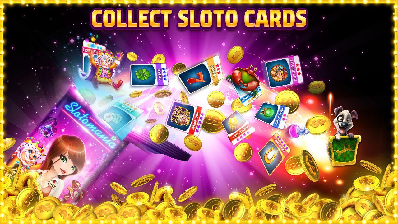 Slotomania Sloto Cards