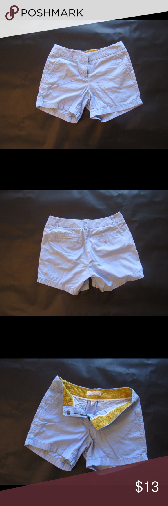 Light Blue Chino Shorts These light blue preloved beauties will surely turn heads this summer!