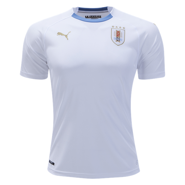 e056bbe3f PUMA Uruguay Away Jersey 2018-s