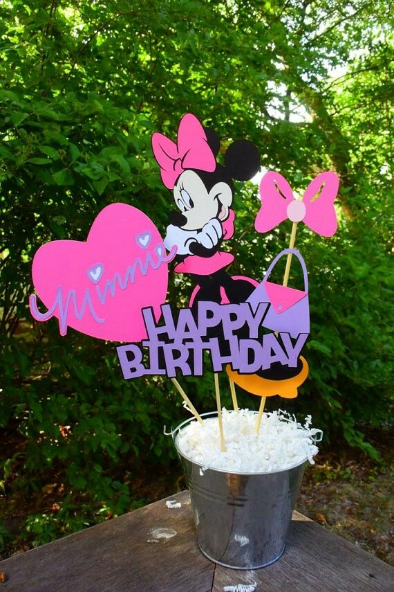 Pin by Becky Austin on Mickey Friends Party ideas Pinterest