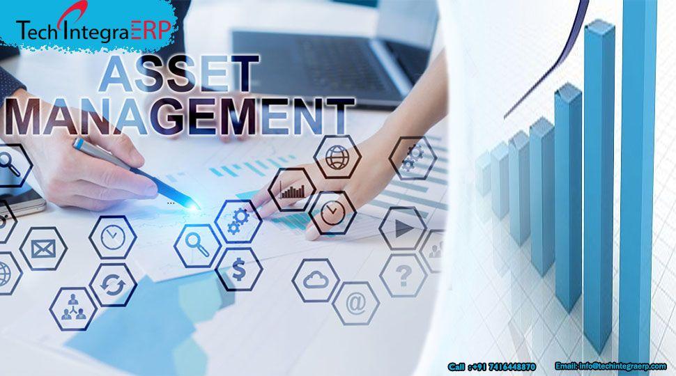 Tech Integra Erp Offers A Complete Cloud Based Eam Solutions To Meet Your Business Asset Management And Other Asset Management Software Development Management