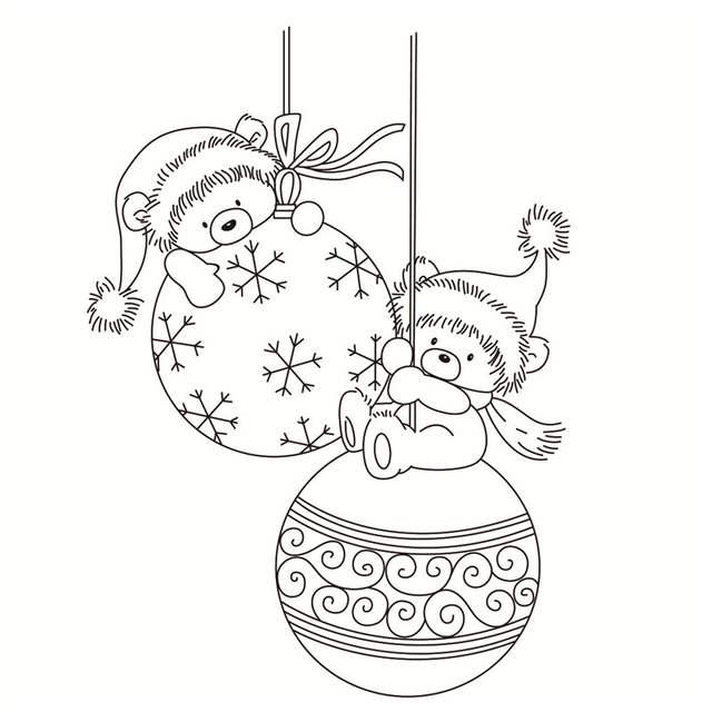 Online Shop Gummi Silikon Klar Briefmarken Fur Scrapbooking Tampons Transparent Weihnachten Zeichnen Aplike Sablonlari Boyama Sayfalari Boyama Kitaplari