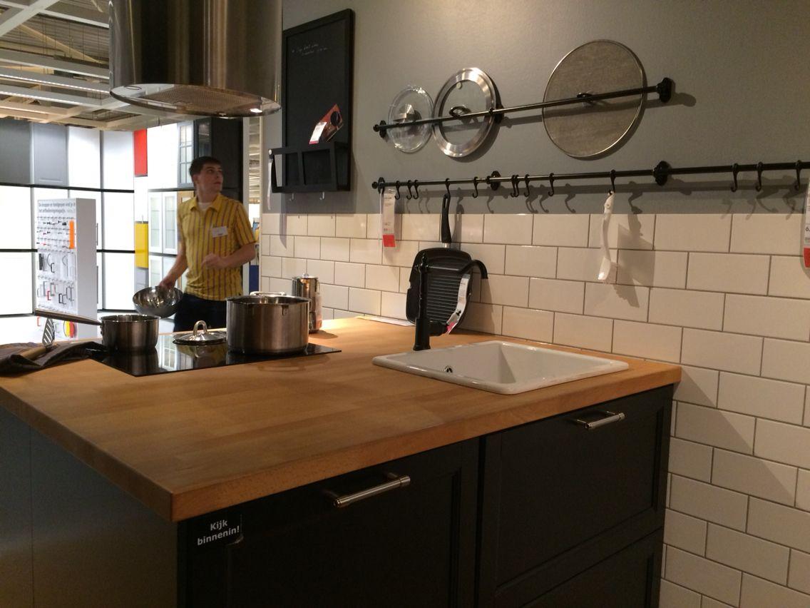 Increíble Hardware Del Gabinete De Cocina Ikea Festooning - Como ...